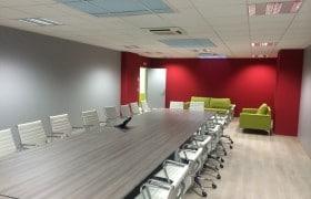 Rénovation de bureaux à Monaco